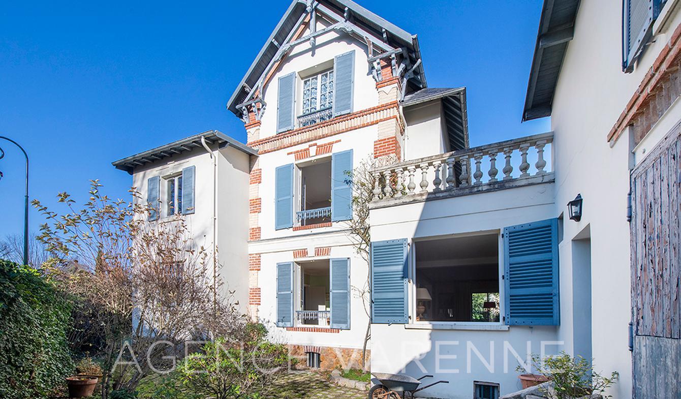 Maison avec terrasse Vaucresson