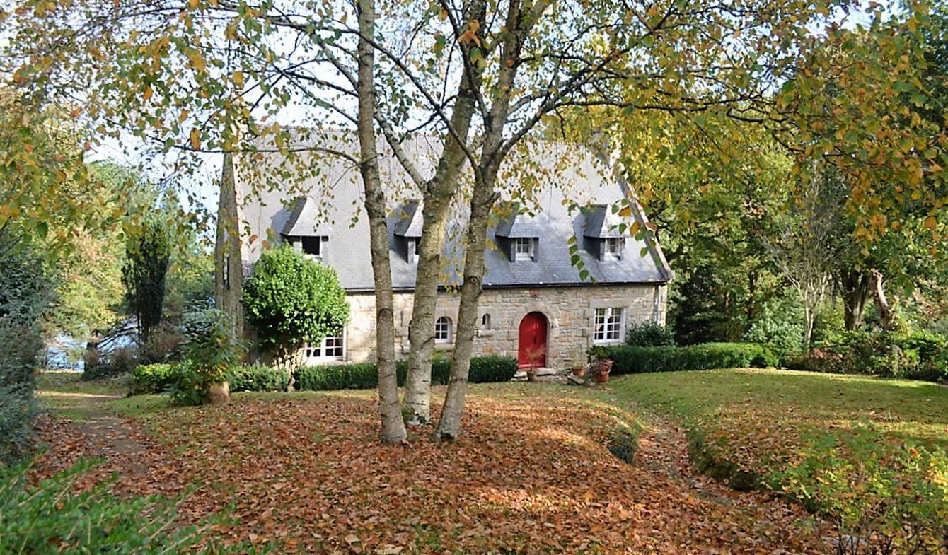 Maison avec terrasse Poullan-sur-Mer
