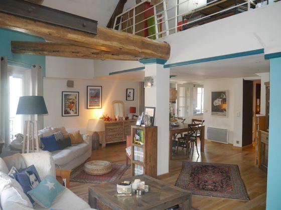 Vente appartement 4 pièces 120,5 m2