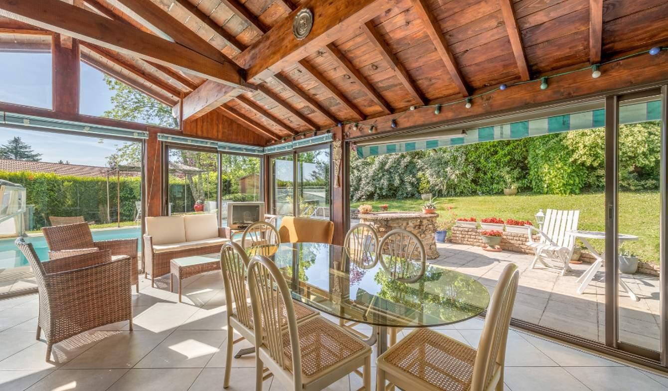 Maison avec piscine et terrasse Tassin-la-Demi-Lune