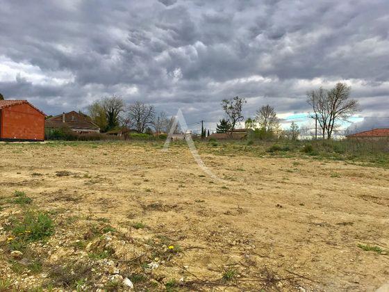 Vente terrain 720 m2