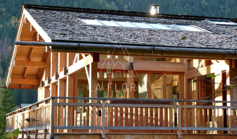 Chalet avec terrasse Chamonix-Mont-Blanc