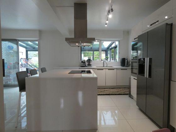Vente maison 6 pièces 125,45 m2