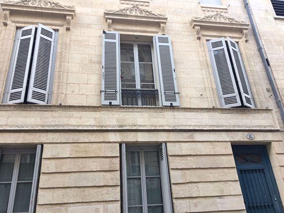 vente Appartement 2 pièces 31 m2 Bordeaux