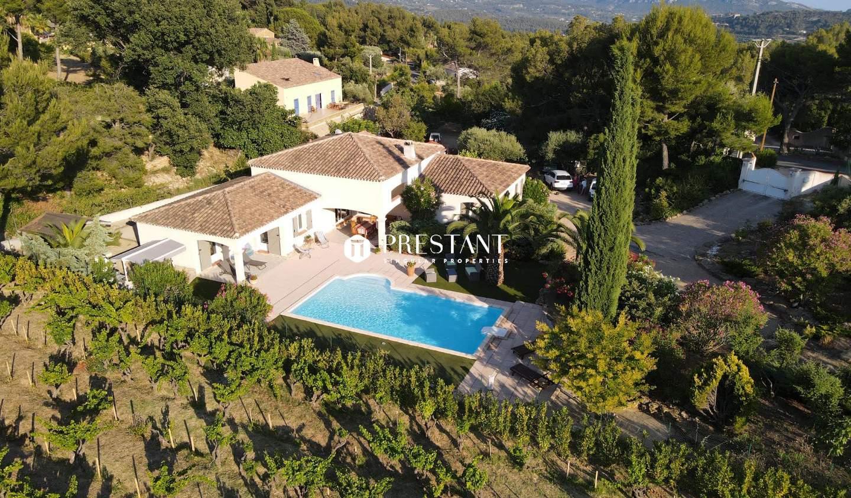 House with pool and terrace La Cadière-d'Azur
