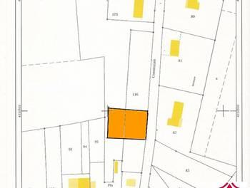 Terrain 864 m2