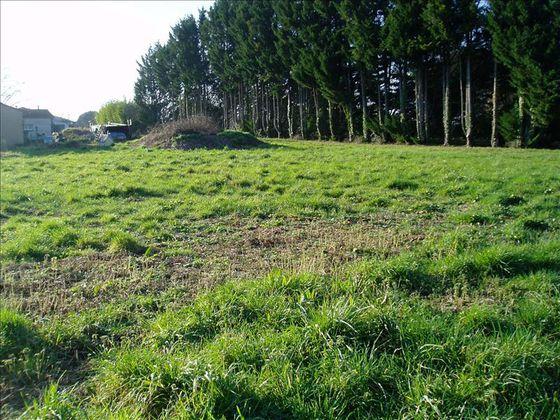 Vente terrain 1486 m2