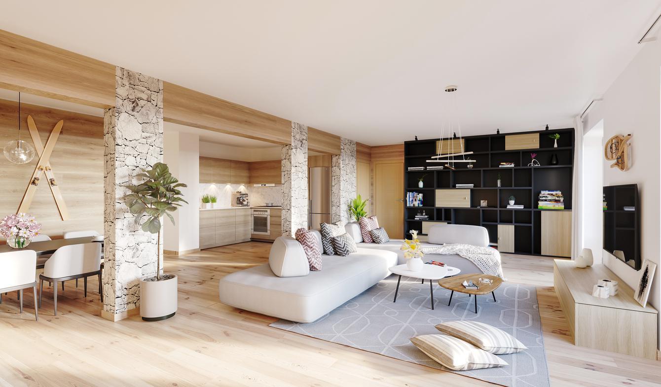 Appartement La Rosière