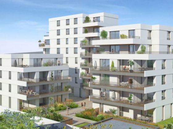 Vente appartement 3 pièces 59,55 m2
