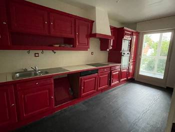 Appartement 4 pièces 84,2 m2