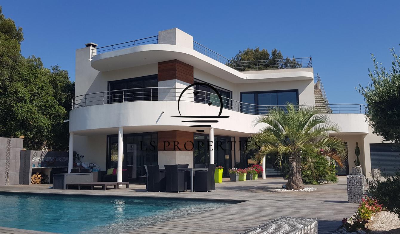 Villa avec piscine Carqueiranne