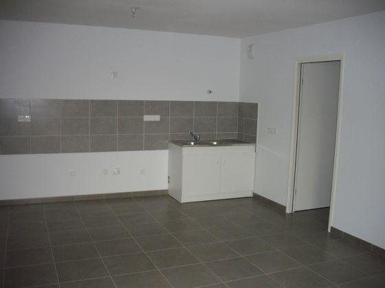 Vente appartement 3 pièces 58,68 m2
