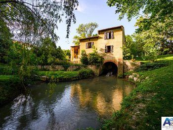 moulin à Villefranche-de-Lauragais (31)