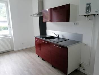 Appartement 3 pièces 54,48 m2