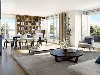 Appartement Villepinte (93420)