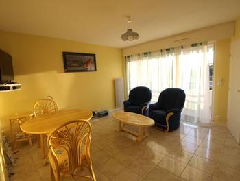 Appartement 3 pièces 38,43 m2