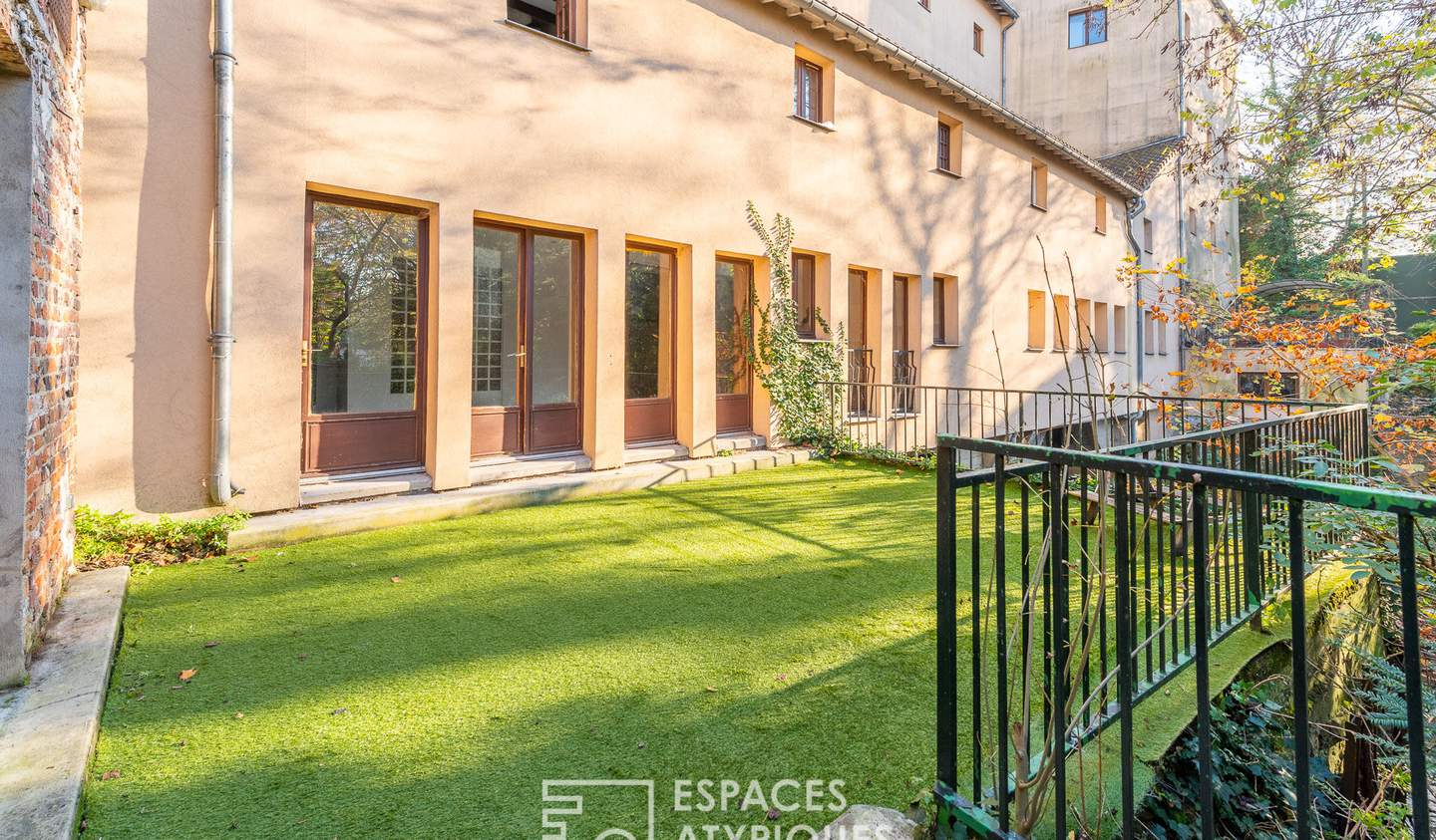Apartment Saint-Maurice