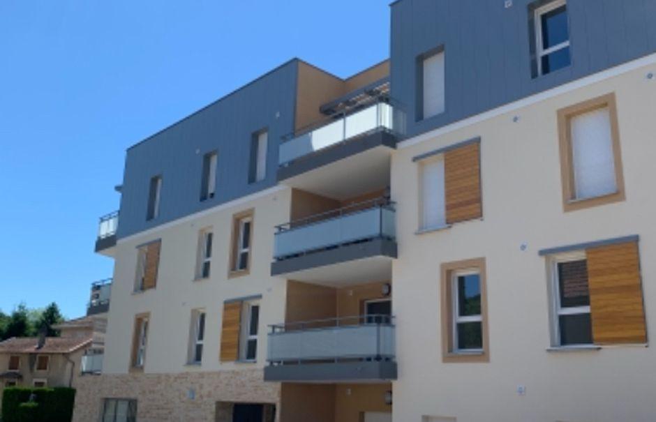 Vente appartement 3 pièces 81.66 m² à Buellas (01310), 175 569 €