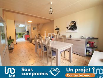 maison à Berteaucourt-les-Dames (80)