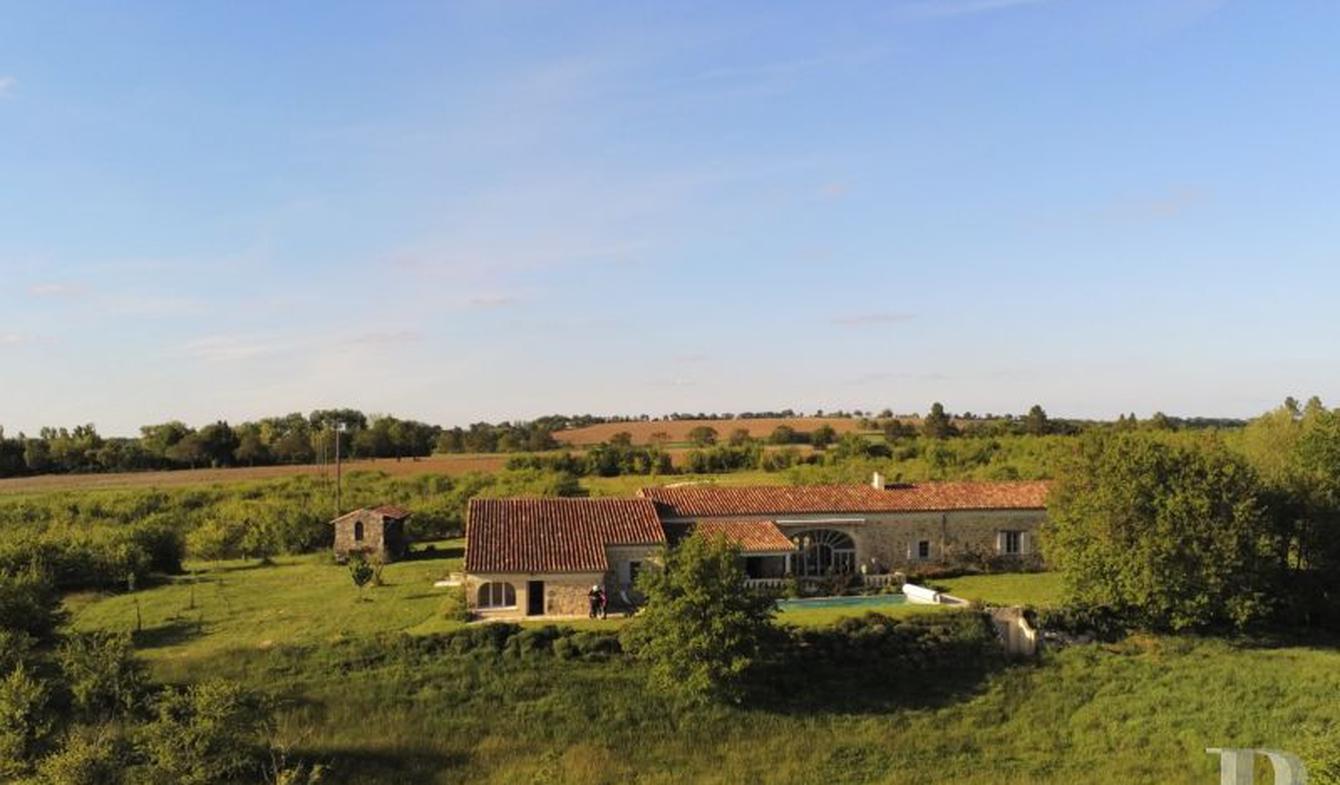 Farm house Nérac
