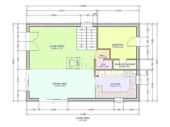 Vente chalet 8 pièces 240 m2