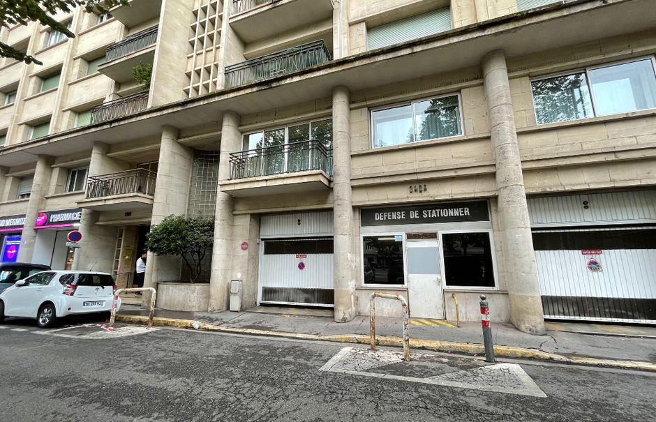 Location  parking  16.52 m² à Marseille 8ème (13008), 110 €