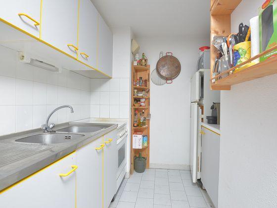 Vente appartement 3 pièces 40,6 m2