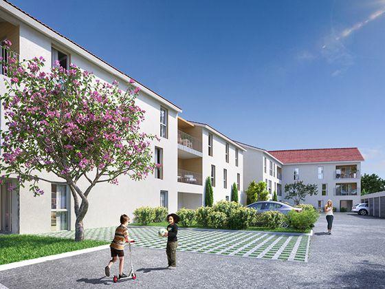 Vente appartement 3 pièces 57,26 m2