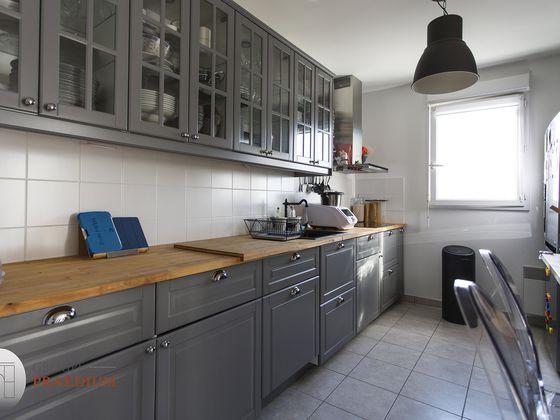 Vente duplex 3 pièces 65 m2