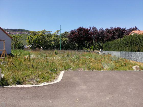Vente terrain 373 m2