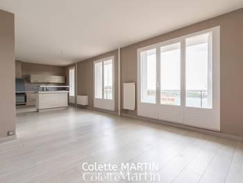 Appartement 4 pièces 88,33 m2