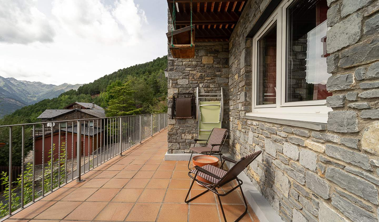 Chalet with panoramic view and terrace Andorra
