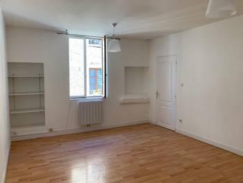 Appartement meublé 2 pièces 47,68 m2