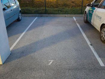 parking à Le Lavandou (83)