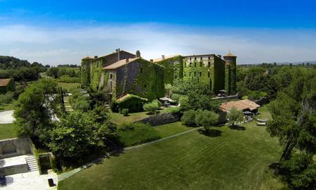 Chateau Avec Salle De Reception Carcassonne A Vendre