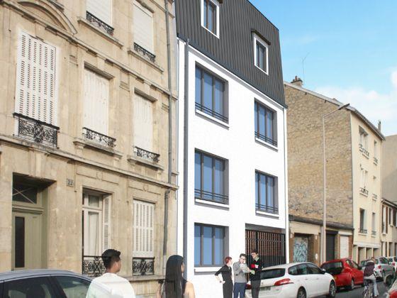 Vente studio 25,7 m2