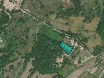 Terrain 1741 m2
