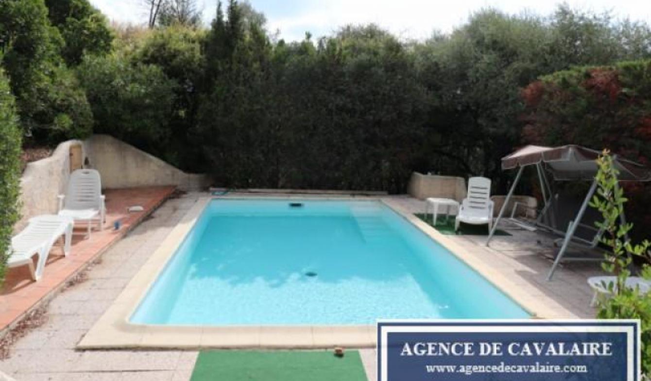 Villa avec piscine et terrasse Cavalaire-sur-Mer