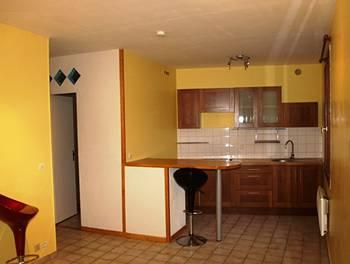Appartement 2 pièces 34,51 m2