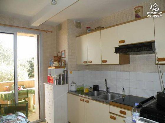 Vente appartement 2 pièces 58,7 m2