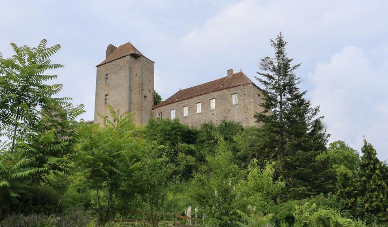 Château Clermont-Ferrand