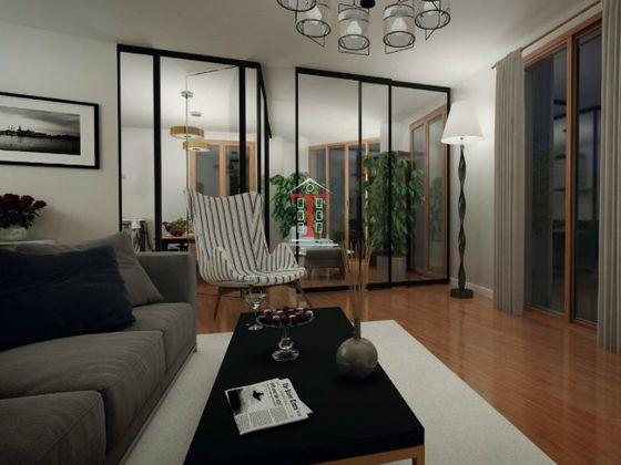 Vente appartement 3 pièces 84,96 m2