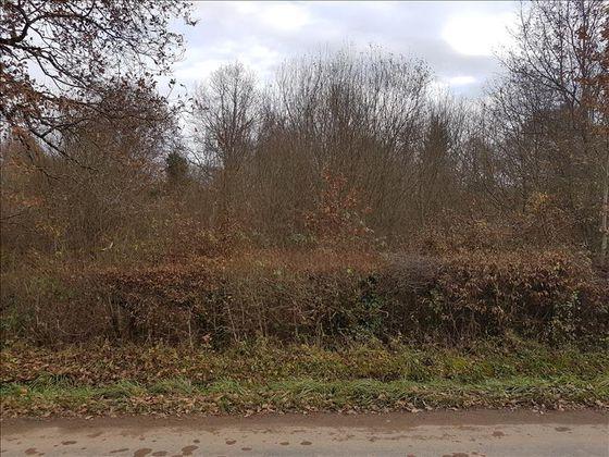 Vente terrain 1970 m2