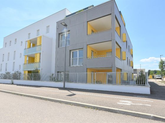 Vente appartement 2 pièces 68,25 m2
