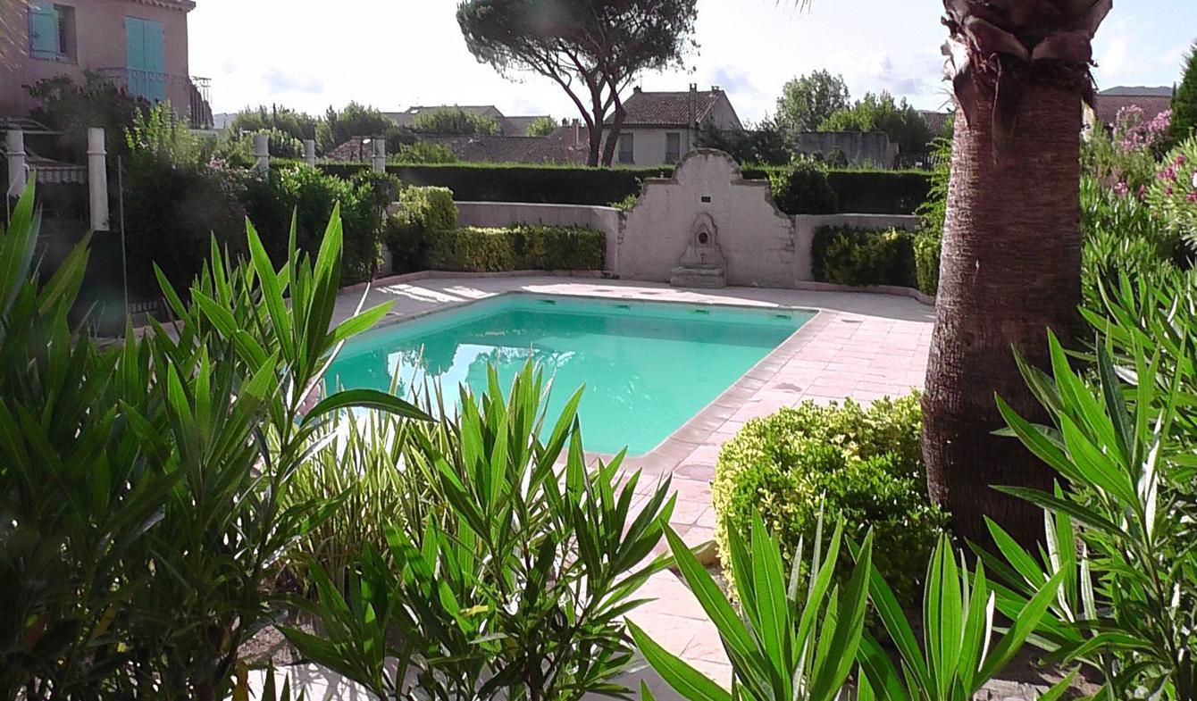 Appartement avec piscine Plan-de-la-Tour