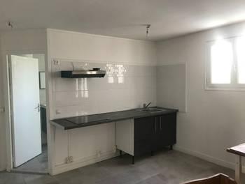 Appartement 3 pièces 45,32 m2