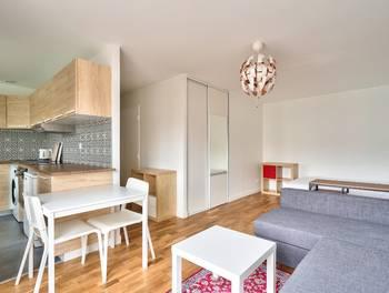 Studio meublé 34,01 m2