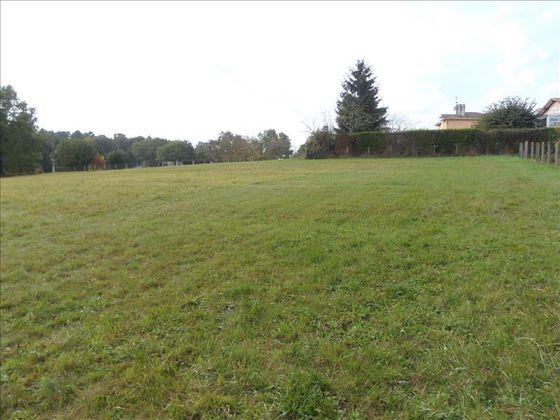 Vente terrain 1670 m2