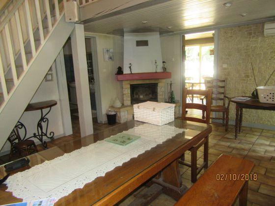 Vente maison 7 pièces 113 m2