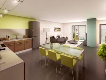 Appartement 2 pièces 50,32 m2